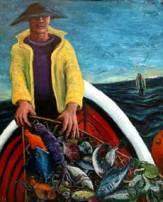 oil on canvas 120cmx 90cm