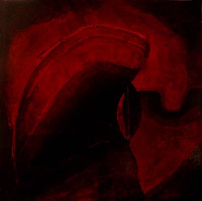 red ship wreck stephen james artist Australia